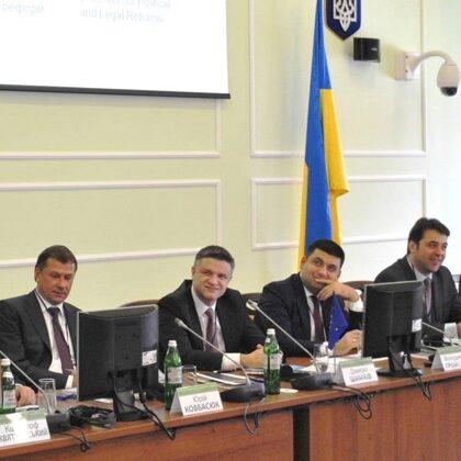 Європейські орієнтири реформування публічної служби в Україні